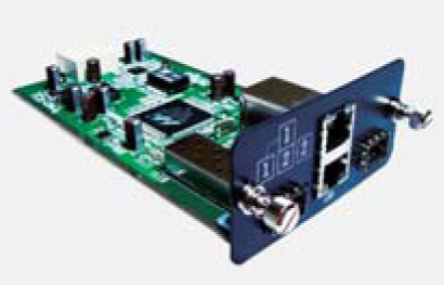 Gigabit Ethernet interface (GbE)